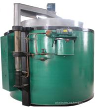 Horno de nitruración tipo pozo