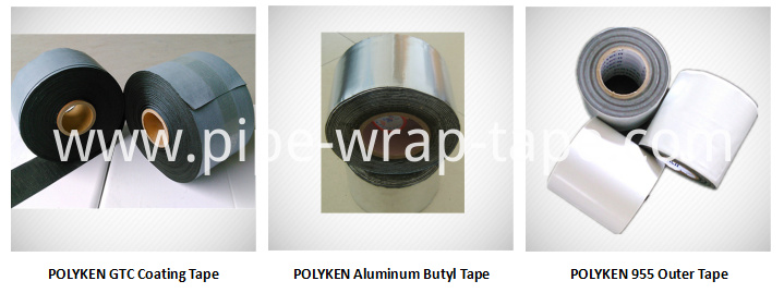 PE Pipe Wrapping Tape