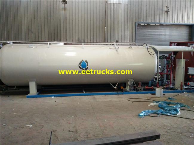 32cbm LPG Gas Cylinder Filling Plants