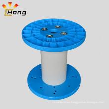 Hilo de calidad superior de la cuerda de cinta Carrete de plástico vacío para la fábrica de alambre de fibra óptica directamente