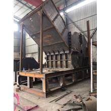 mobile crushing and screening plant recycling machine
