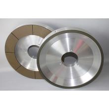 Resina Bond CBN rodas para polimento de superfície dobro-disco