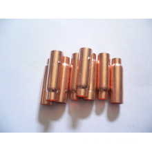 Short Copper Tubes
