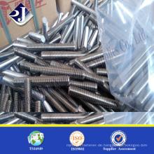 Gute Qualität Bolzenschraube Alle Gewindebolzen 304 Edelstahl Bolzenschraube