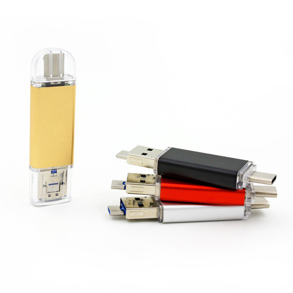 3 in 1 Type-C Flash Drive