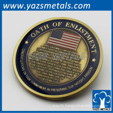embossed custom old coin value
