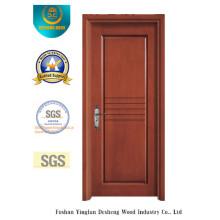 Wasser-Beweis-moderne Art MDF-Tür für Innenraum mit festem Holz (xcl-014)