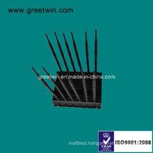 14 Channels Mobile Phone Signal Isolator/Cell Phone Blocker (GW-JA14)