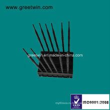 14 каналов изолятор мобильного телефона / блокиратор сотового телефона (GW-JA14)