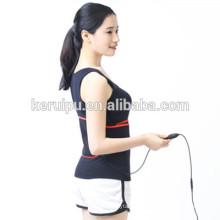 Panneaux chauffants de fibre de carbone infrarouge lointain certifiés CE FDA pour la douleur au bas du dos