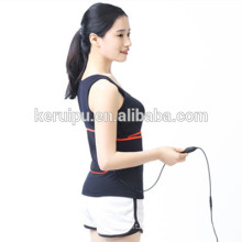 CE FDA certified far infrared carbon fiber heating panels for lower back pain