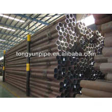 Hot Rolled seamless A106 Grade B steel pipe