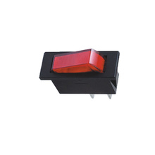Durable Long Life 2 Position Rocker Switch