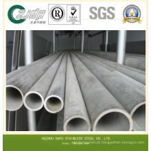 ASTM A312 309S Tubos sem costura de aço inoxidável