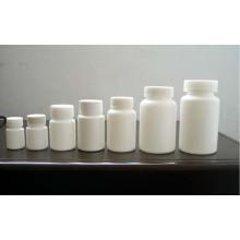 Tablettenfläschchen und Kapsel Plastikform