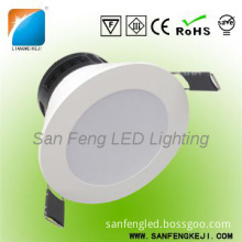 Top Sale IP44 High Luminous 12W Dimmable LED Recessed Down Lamps
