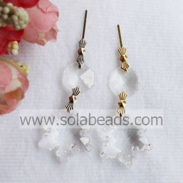 Wholesale 27mm Plastic Crystal Ceilling Garland Pendant
