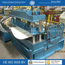 Perfil de la máquina de prensado