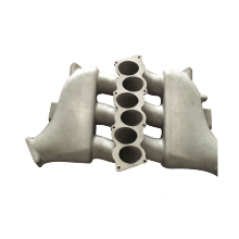 Truck Engine Parts Binocular Air Inlet Pipe Intake Manifold Cost Polish Finished