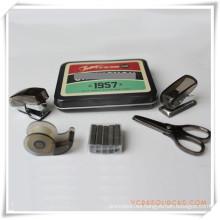 Efectos de escritorio de la caja del PVC para el regalo promocional (OI18022)