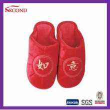 China Style Embroidery Indoor Slippers