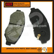 Pastillas de freno para Honda CD / LX 45022-S9A-A01 venta al por mayor pastillas de freno