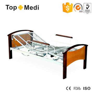 Двухкомпонентная медицинская больничная койка Topmedi