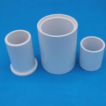 Tubo de cerâmica de nitreto de boro personalizado com isolamento industrial BN