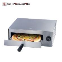 Mini four professionnel de pizza de restaurant professionnel d'acier inoxydable de vente chaude