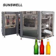 автоматическая головка для розлива пива в упаковку в бутылку