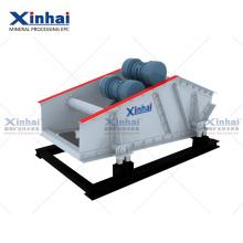 Tela de vibração de secagem da areia do preço de fábrica para a especificação do minério