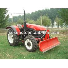 Front tractor mini bulldozer