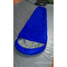 Compress Mummy camping hollow fibre sleeping bags