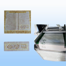 Die Cutting Machine for Environmental Protection Logo