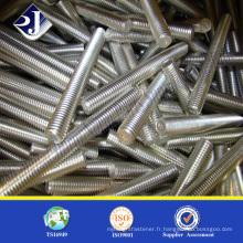 Boulon du produit principal 304 goujon boulon en acier inoxydable 18-8