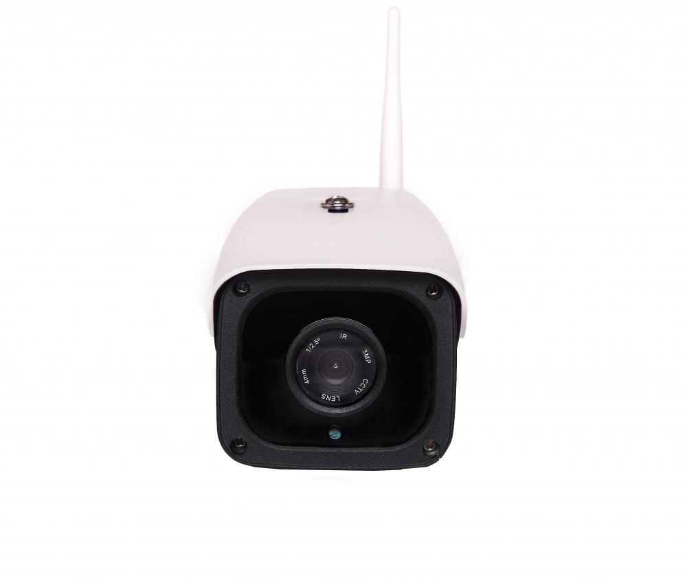 4CH 720P Wireless IR Motion IP Camera System Wifi NVR Kit