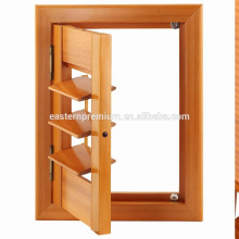 Wholesale Red Cedar Plantation Door Louver Shutters