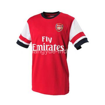 2013 arsenal nuevo diseño moda camiseta con pantalón