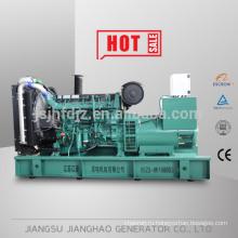 60HZ 500kw diesel power generator with volvo engine TWD1643GE
