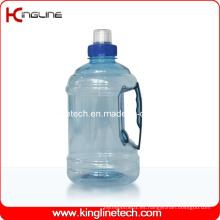 1000ml Jarra de agua plástica BPA al por mayor libre con la tapa (KL-8025)