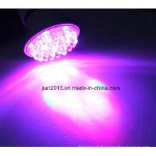 80LED AC110 / 220V 2.2W planta hidropônica crescer luz