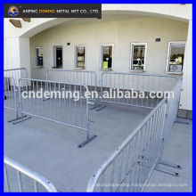 steel crowd control barriers