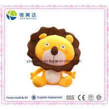 Bester Verkauf Plüsch Nettes Löwe-König Gefülltes Tier-Spielzeug