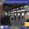 Low Voltage 12M Galvanizing Electric Poles