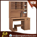 Modern high quality study table with bookshelf