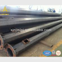 Verzinkte Stahlschildpole