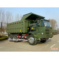 6X4 Tipper/Dump Truck Sinotruk HOWO 279kw for Mine
