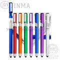 Le plus populaire téléphone portable Stand stylo Jm-6024 avec un stylet tactile