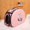 Bolsa Soft-Side para Filhote de Cachorro com Ombro para Animais de Estimação