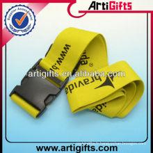 Production spécialisée Divers couleurs rétractable ceinture de bagages